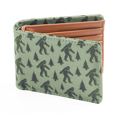 Bigfoot Bifold Wallet