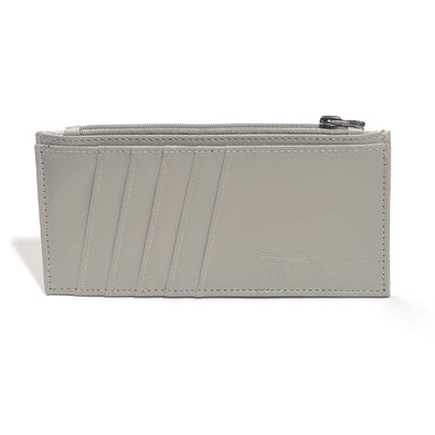 Gray Slim Card Wallet