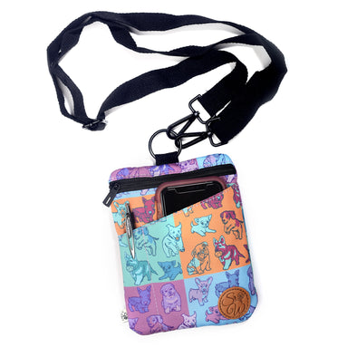 Puppy Party Snapshot Bag