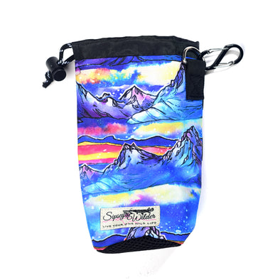 Mountain Magic Water Bottle Holder
