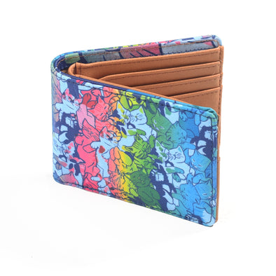 Cat Nap Bifold Wallet