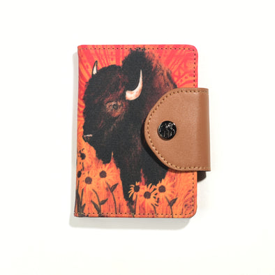 Prairie Spirit Snap Wallet