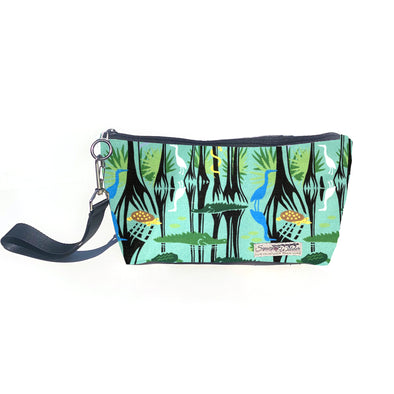 Swamp Thangs Organizer/Wristlet
