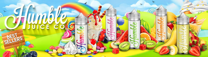 Humble Juice Co Original E-Liquid