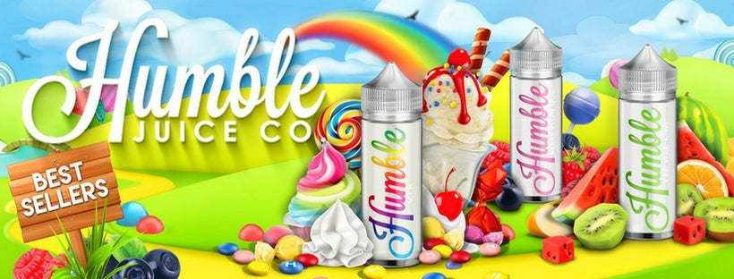 Humble Juice Co Original E-Liquid Wholesale