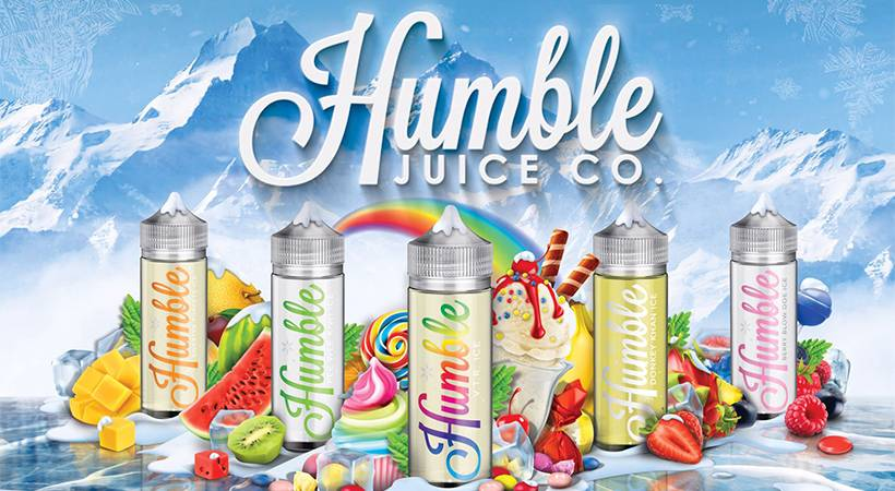 Humble Juice Co Ice E-Liquid Wholesale