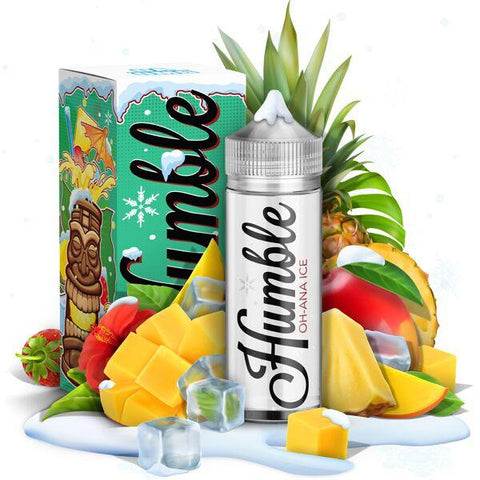 Humble  Ice Oh-Ana E-liquid
