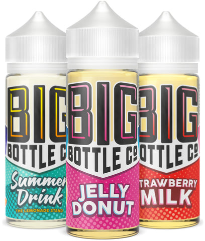 Big Bottle - Pick 3 Pack