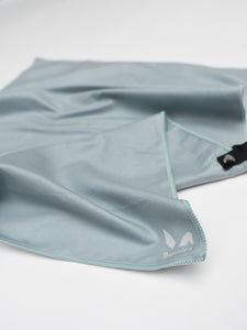 Gym & Travel Towel - Light Grey-Blue