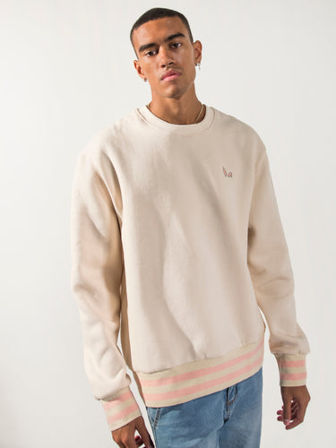 Cream Sweatshirt