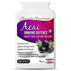 Acai Immuno Defence - Natural Remedies Direct