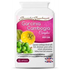 Garcinia Cambogia Complex - Natural Remedies Direct