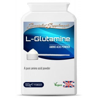 L-Glutamine - Natural Remedies Direct
