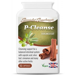 P-Cleanse - Natural Remedies Direct