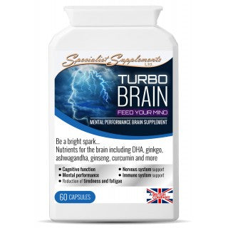 Turbo Brain - Natural Remedies Direct