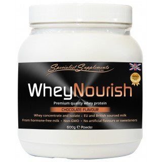 WheyNourish (Chocolate Flavour) - Natural Remedies Direct