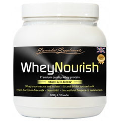 WheyNourish (Vanilla Flavour) - Natural Remedies Direct