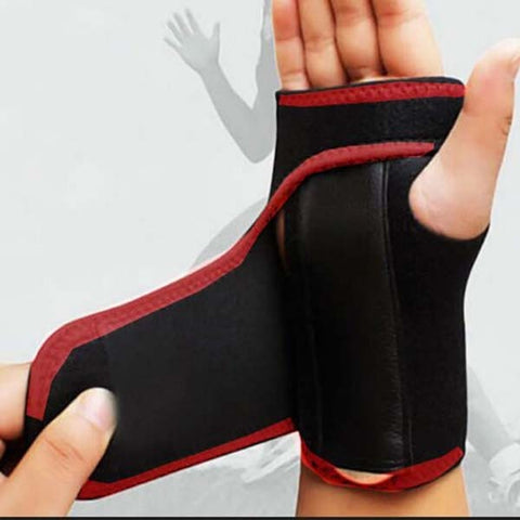 Steel Band Sports Wrap Hand Brace - Natural Remedies Direct