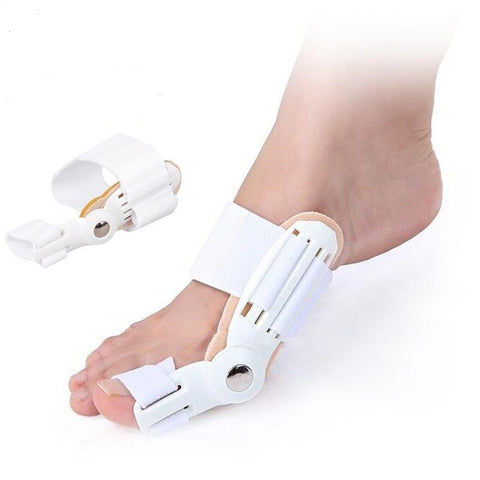 2 PCS Orthopedic Big Toe Bunion Straightener Corrector Splint Brace - Natural Remedies Direct