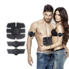 Image of EMS Body Slimming Wireless Abs Muscle Stimulator - Natural Remedies Direct