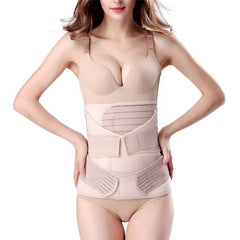 3 in 1 Postpartum Slimming Shape-wear Set