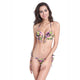 Camila Underwire Neck Adjustable Strap Bikini Set