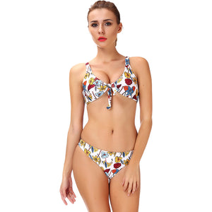 Clarissa Two Piece Swimsuit