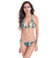 Nina Triangle Top With Tie Side Tanga Bikini