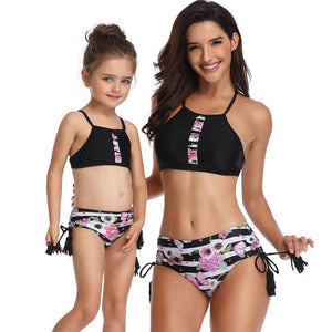 Mother Daughter Swimsuit Leah