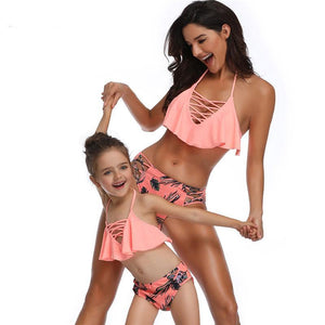 Mother Daughter Swimsuit Ella