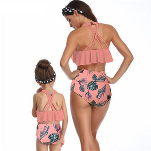 Mother Daughter Swimsuit Emily