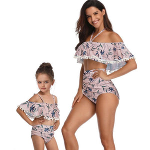 Mother Daughter Swimsuit Sophia