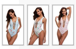 Gabriela One Piece Swimsuit