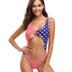 Rosalie USA Monokini One Piece