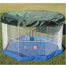 Clean Living Small Animal Playpen (Cover)