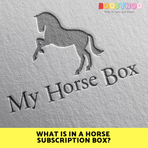What is in a Horse Subscription Box?