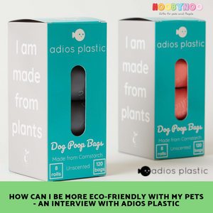 How Can I Be More Eco-Friendly with My Pets?