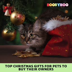 Top Gifts for Pet Lovers from their Pets