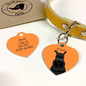 Introducing a new dog tag! The Scottish Terrier