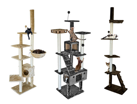 Indoor Cat Climbing Tree, cat home, christmas gifts for cats