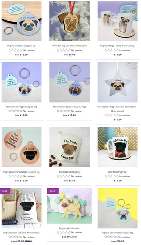 pug dog breed information and pet accessories catalogue hoobynoo dogs