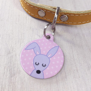 Personalised Easter Pet Tag  - Hoobynoo - Personalised Pet Tags and Gifts