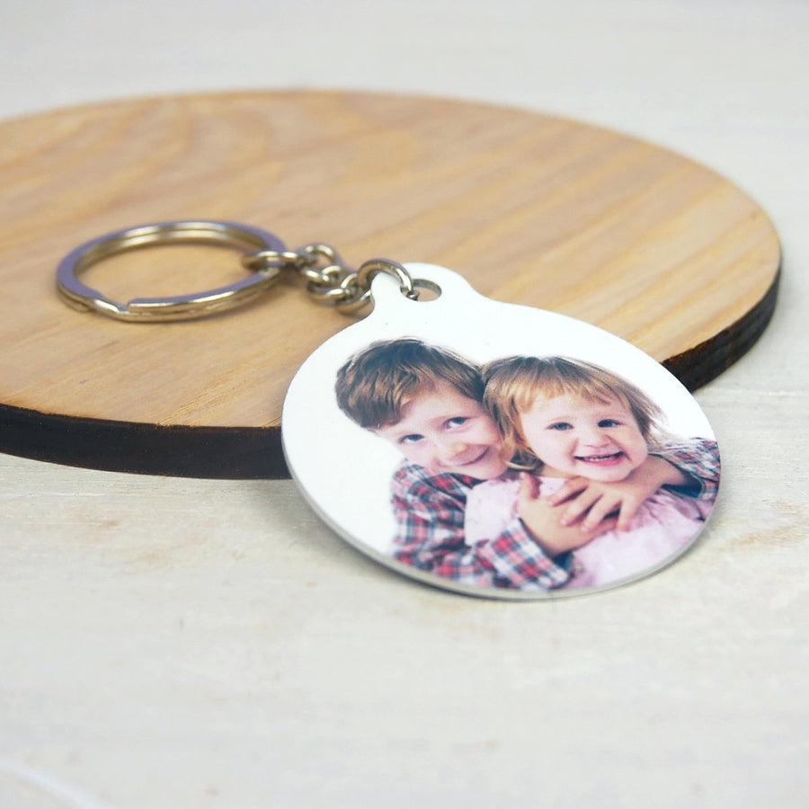Photo Keyring Personalised