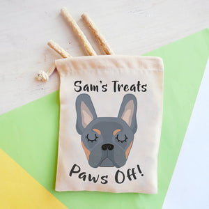 French Bulldog Treat Training Bag  - Hoobynoo - Personalised Pet Tags and Gifts