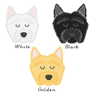 Thinking of My Dog Mug - West Highland Terrier