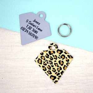 Safari Pet ID Tag Diamond (683555)