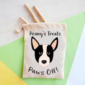Australian Cattle Dog Personalised Treat Training Bag  - Hoobynoo - Personalised Pet Tags and Gifts