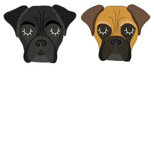 Bullmastiff Personalised Treat Training Bag  - Hoobynoo - Personalised Pet Tags and Gifts