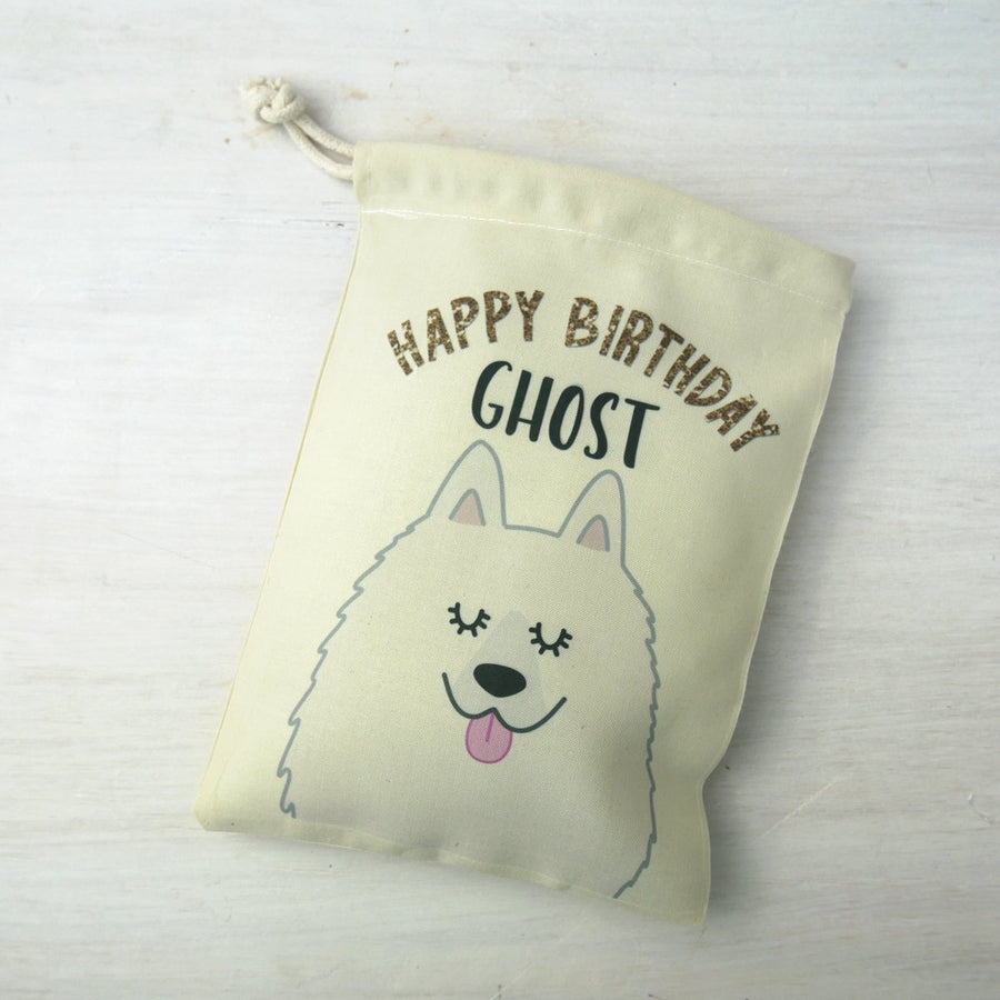 Personalised Dog Party Bag  - Hoobynoo - Personalised Pet Tags and Gifts