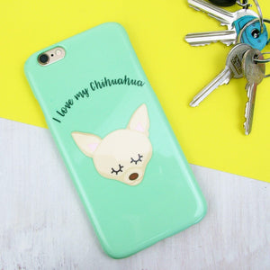 Personalised Dog Breed Phone Case